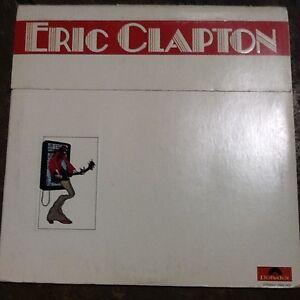 ERIC CLAPTON Vinyl Record Collectible $69