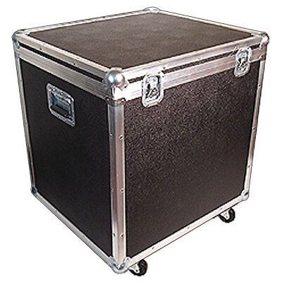 Bass Drum Case Bass - ATA COMBO DRUM CASE for BASS DRUMS & CYMBALS - New! AA