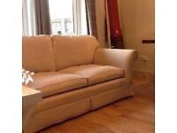 Laura Ashley 2 seater linen Sofa