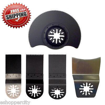 5 Oscillating Multitool Saw Blade For Ridgid Jobmax Bosch Multi-max Performax