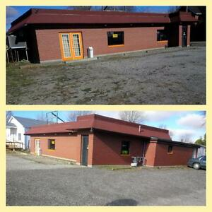 RESTAURANT , BIG LOT & MOBILE HOME FOR SALE ! 1 PACKAGE !