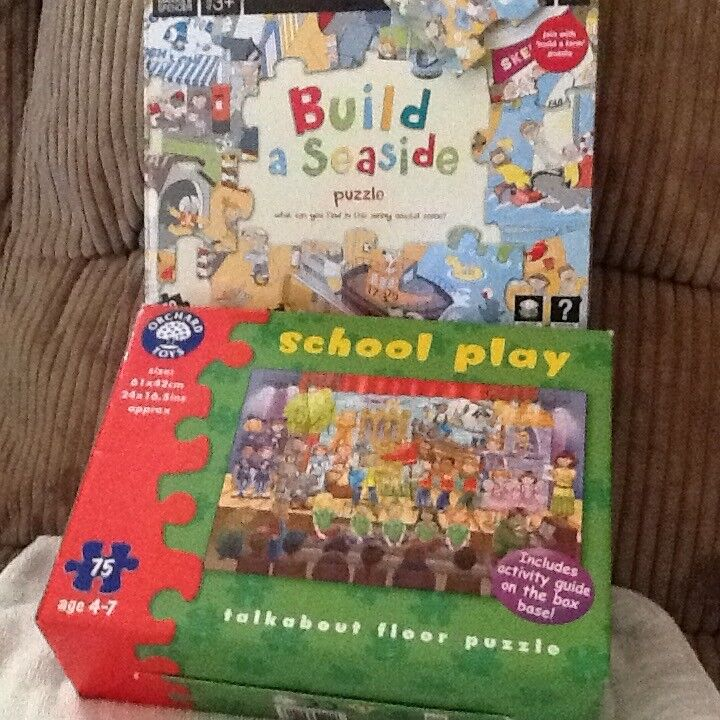 3 Children's Jigsaws