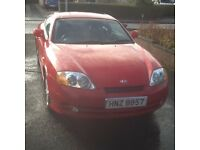 Lovely Hyundai coupe for sale
