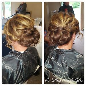 Weddings, Hair Extensions, Hair Colour, Highlights, Cuts & More Belleville Belleville Area image 8
