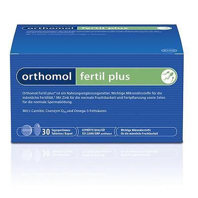 ORTHOMOL Fertil plus Tabletten Kapseln 30 Tagesportionen PZN 02166673 TOPANGEBOT