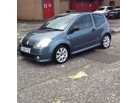 QUICK SALE 2009 CITROEN C2 CODE 3DR 59000 MILES,ONE OWNER,FULL LEATHER,NO MECHANICAL FAULTS,STUNNING