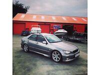 Lexus is200 (type r rwd altezza twincam m3 bmw )