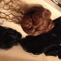 New hair wigs for dress up or Halloween