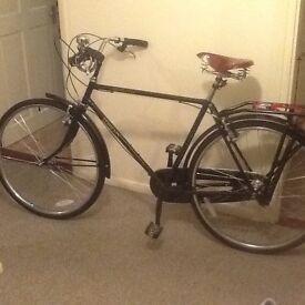 Repro classic terrain bicycle