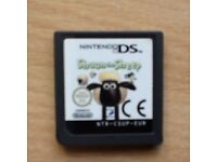 Nintendo DS game Shaun the Sheep DS Lite, 3DS, DSi - fully working