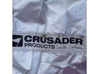 Caravan cover crusader xxl aluminised never used.