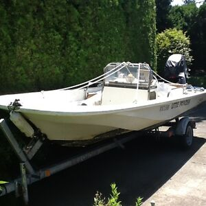 Sold big boat now selling whaler