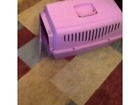 Cat/ small dog carrier for sale