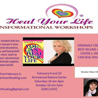 Louise Hay licensed Heal Your Life 2 Day Workshop