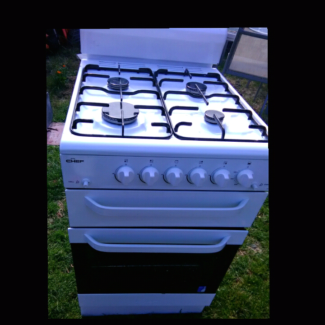 AS NEW CONDITION FREE STANDING CHEF GAS STOVE