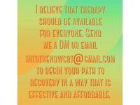 Qualified Cognitive Behavioural Therapist