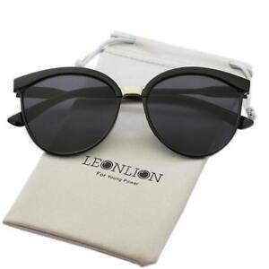 LeonLion Candies Brand Designer Cat Eye Sunglasses