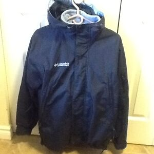 Columbia 3 in 1 winter Coat