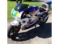 CLASSIC HONDA NSR MC21 gullarm SE NOT Suzuki rgv Kawasaki kr1s Aprils rs may swap 1000cc super bike