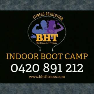 Be Healthy Today Boot Camp Werrington Penrith Area Preview