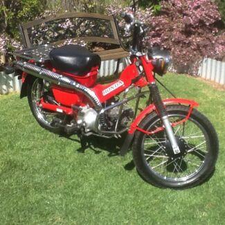 Honda CT110 Postie Bike GREAT CONDITION!! Shepparton 3630 Shepparton City Preview