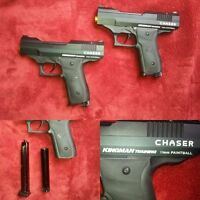"KINGMAN TRAINING ""CHASER"" PAINTBALL MARKERS"
