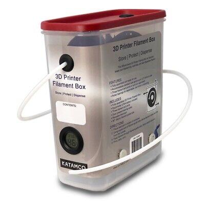 3d Printer Filament Box Dispenser Storage Container