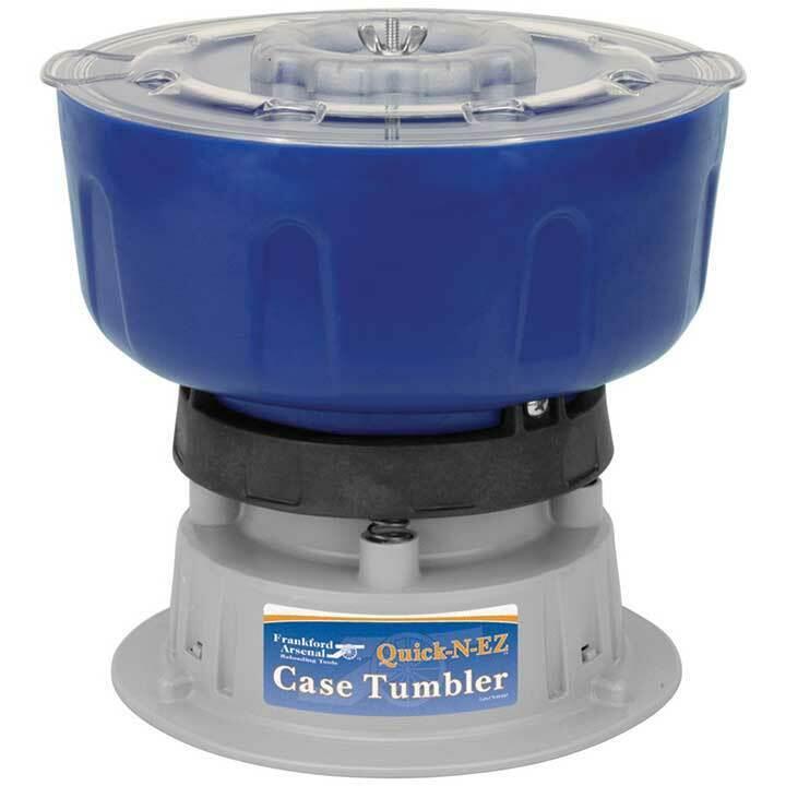 NEW Frankford QuicknEZ Case Tumbler 855020