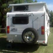 Trakmaster Kimberley off Road Caravan with Toilet/shower Mentone Kingston Area Preview