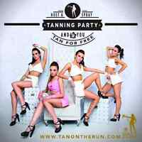 Host a Spray Tanning Party!!
