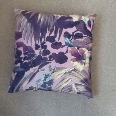 House Of Hackney Limerence Fabric Cushion COMPLETE Duck Feather Pad 39 x 39 cm