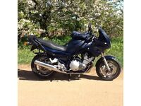 Yamaha Diversion XJ900S, low mileage, new MoT with f.s.h. & luggage.