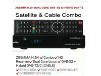ZGEMMA H2.H 18 MONTHS VIRGIN HD PLUG & PLAY