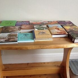 Great selection of cookery books