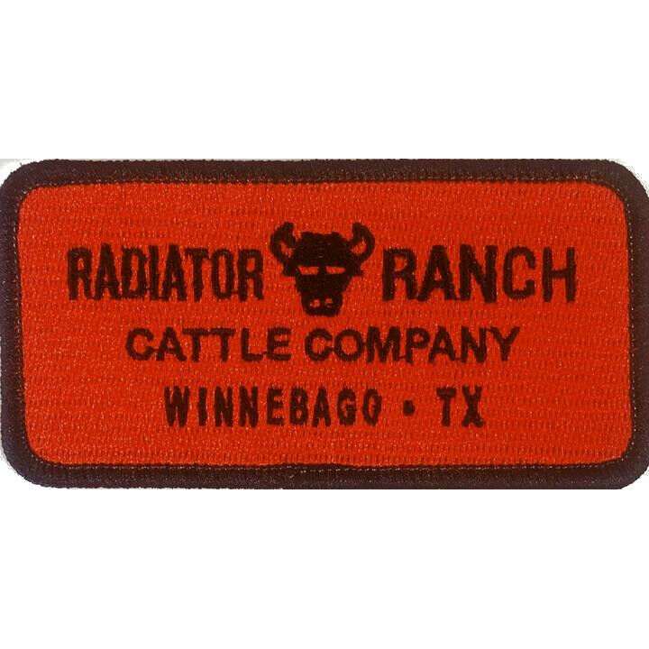 Dale Brisby Cattle Company Patch