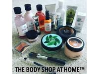 Looking for motivated people to join me with The Body Shop At Home