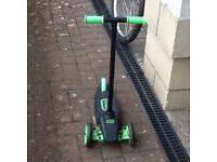 Little tykes twist & turn scooter