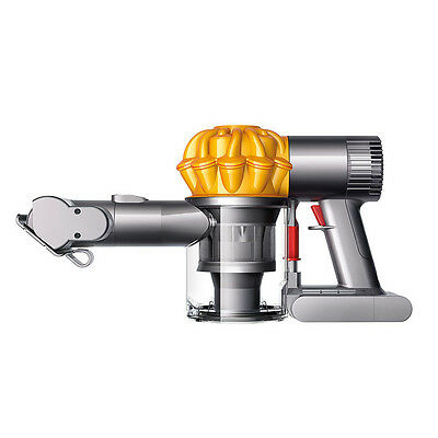Dyson DC58 V6 Top Dog Handheld Vacuum | Yellow | New