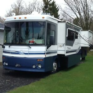 Winnebago horizon itasca 40 ft
