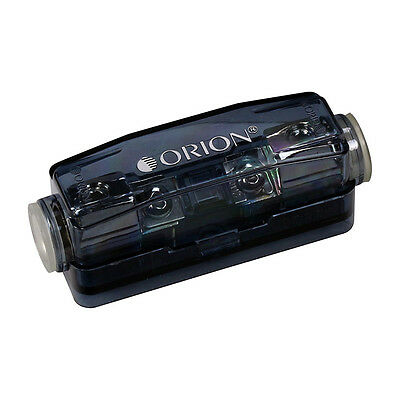 Orion OWFH100HP Mini ANL 0/2G Fuse Holder W/ 200A Fuse Included