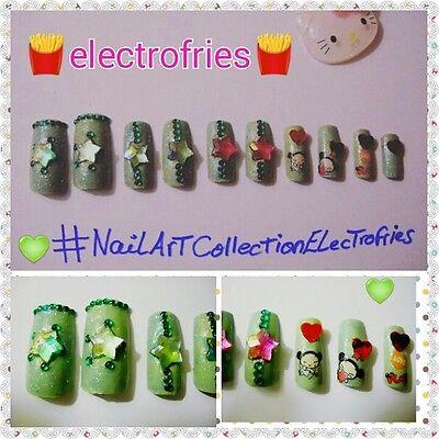 pucca nails