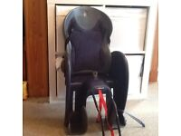 Polisport Childs Bike seat. Used but in great condition