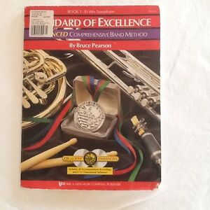Standard of excellence book 1 alto saxophone Roseville Chase Ku-ring-gai Area Preview