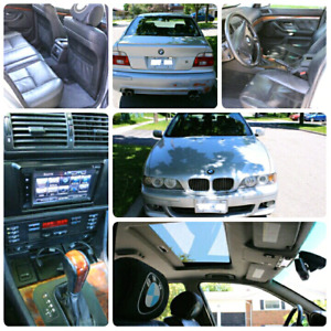 BMW 530i, must sell asap