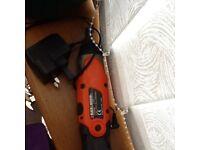Black and decker screwdriver