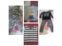 Bundle of boys clothes age 2-3yrs