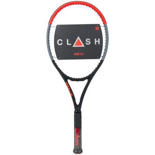 Wilson Clash 100L  Tennis Racquet *NEW* 4 1/8