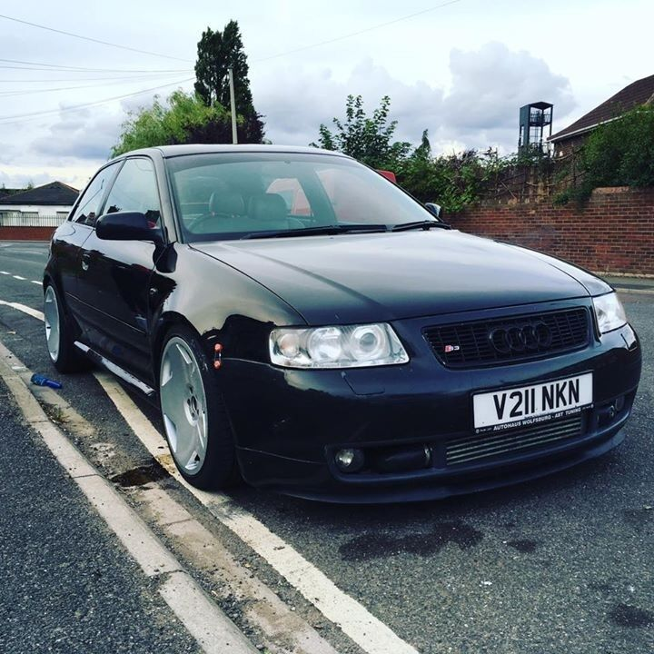 audi s3 8l for sale turbo gone good project car in new rossington south yorkshire gumtree. Black Bedroom Furniture Sets. Home Design Ideas
