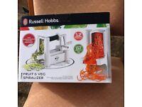 Russel Hobbs Spiralizer Brand New