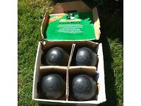Hensalite bowls size 4